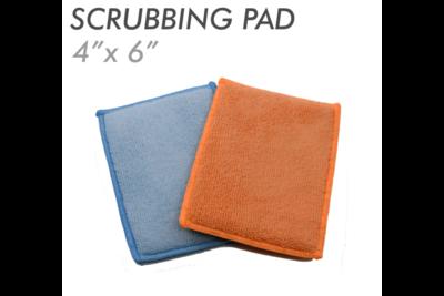 Scrub Pad Yellow