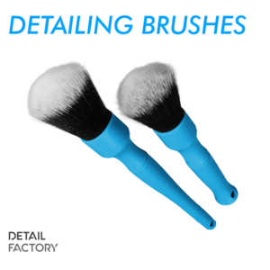 Detailing Factory Brush Long/Short