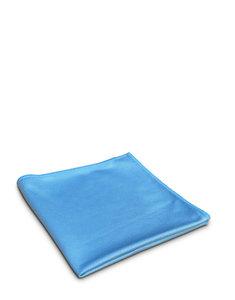 Blue Glass and Window Towel
