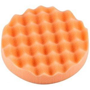 Orange Waffle Pad